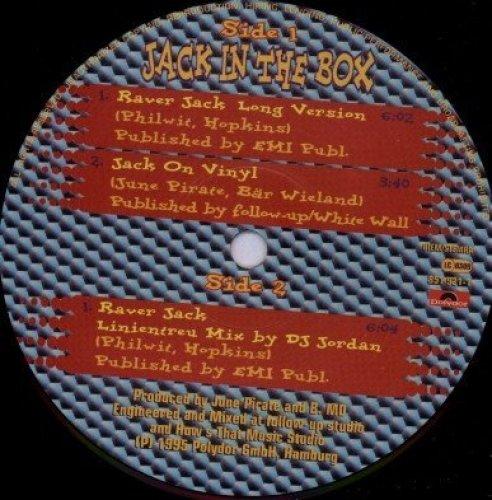 Bild 1: Jack in the Box, Raver Jack (1995)