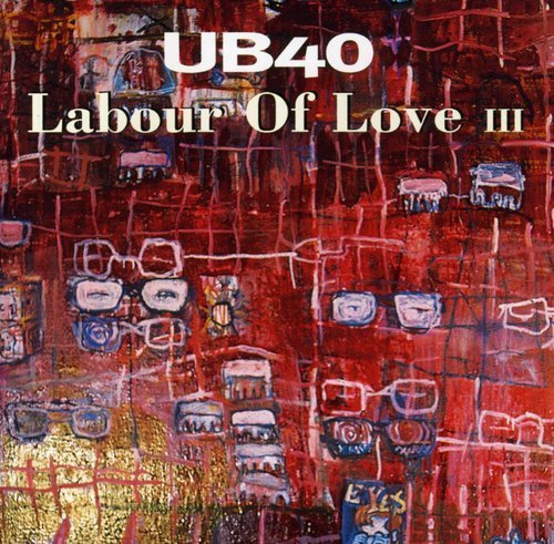 Bild 1: UB 40, Labour of love III (1998)