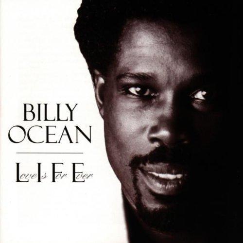 Bild 1: Billy Ocean, Life-Love is forever (compilation, 1997)