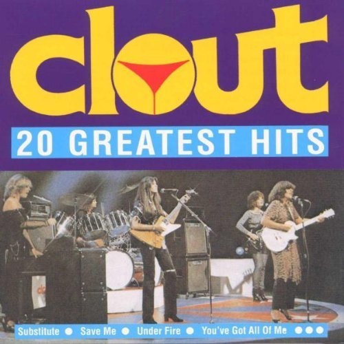 Bild 1: Clout, 20 greatest hits (Repertoire)
