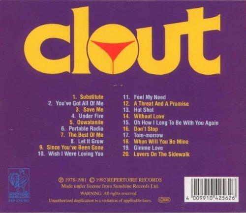 Bild 2: Clout, 20 greatest hits (Repertoire)