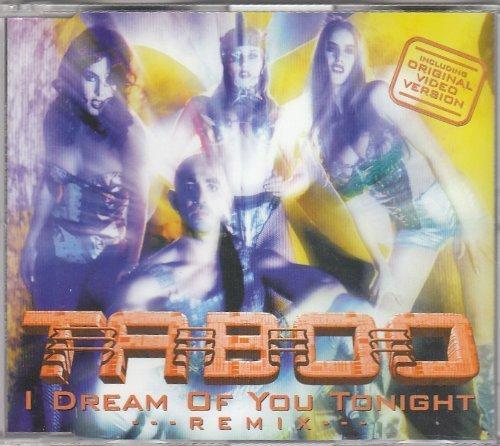 Bild 1: Taboo, I dream of you tonight..-Remix (1995)