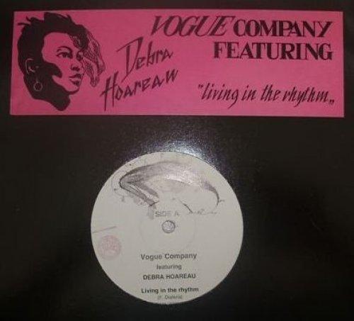 Bild 1: Vogue Company feat. Debra Hoareau, Living in the rhythm (I)