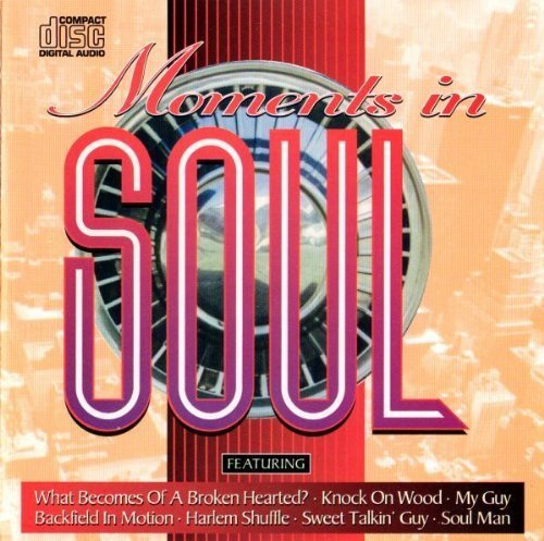 Bild 1: Moments in Soul, Maxi Priest, Inner City, Lisa Stansfield, Blue Pearl, Quincy Jones..