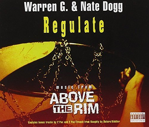 Bild 1: Warren G, Regulate (Jamming Mix, 1994, & Nate Dogg)