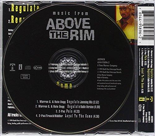 Bild 2: Warren G, Regulate (Jamming Mix, 1994, & Nate Dogg)