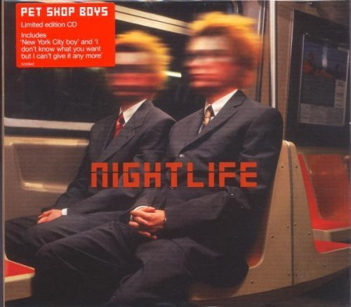 Bild 1: Pet Shop Boys, Nightlife (1999, ltd. edition)