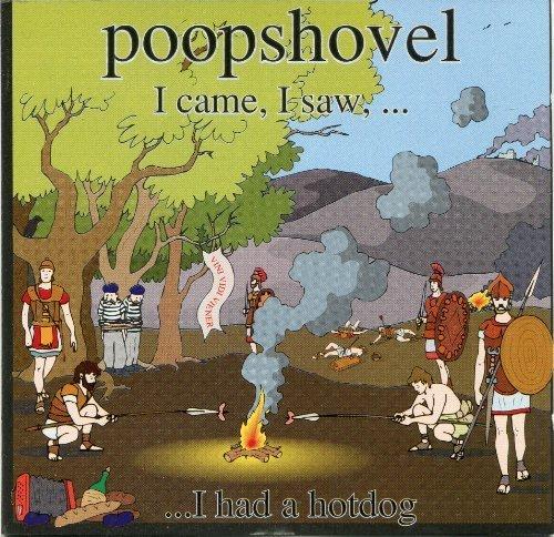 Bild 1: Poopshovel, I came, I saw..I had a hotdog