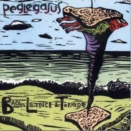 Bild 1: Peglegasus, Bacon lettuce & tornado