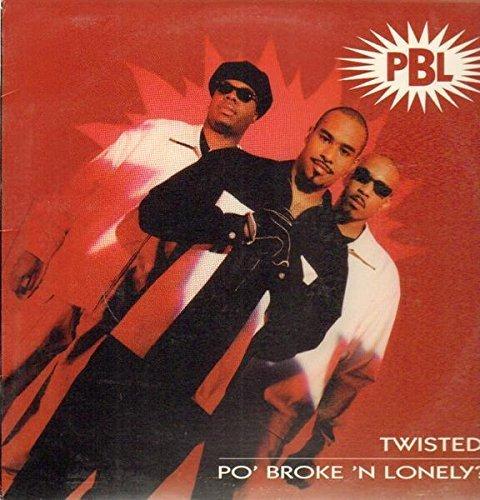 Bild 1: Po', Broke 'n Lonely? (PBL), Twisted (US, 6 tracks, 1995)