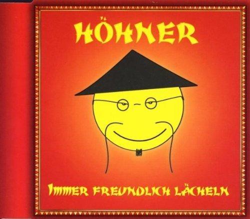 Bild 1: Höhner, Immer freundlich lächeln (2000)