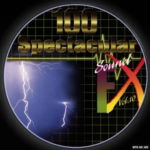 Bild 1: 100 spectacular Sound Effects 10, Lachen, Horrorgeräusche, Glücksspiel..