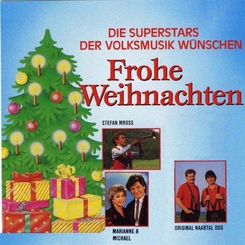 Bild 1: Frohe Weihnacht, Wildecker Herzbuben, Stefan Mross, Freddy Quinn, Johnny Hill, Heino..