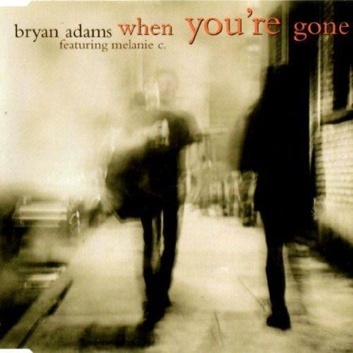 Bild 1: Bryan Adams, When you're gone (1998, #5828132, feat. Melanie C.)