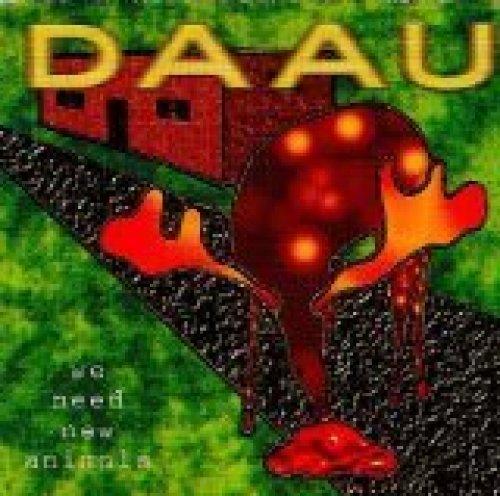 Bild 1: Daau, We need new animals (1998)