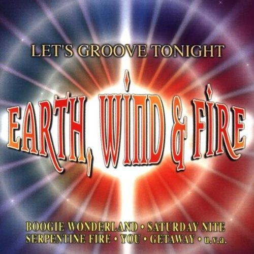 Bild 1: Earth Wind & Fire, Let's groove tonight (16 tracks, 1975-83)