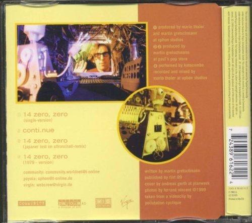 Bild 2: Console, 14 zero zero (1999)