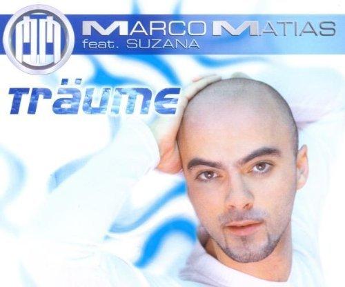 Bild 1: Marco Matias, Träume (1999, feat. Suzana)