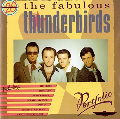 Bild 3: Fabulous Thunderbirds, Portfolio-26 great songs (1987)