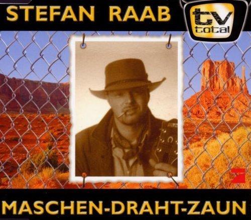 Bild 1: Stefan Raab, Maschen-Draht-Zaun (1999)