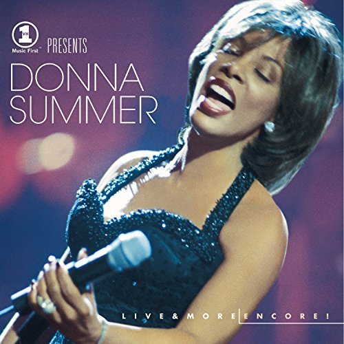 Bild 1: Donna Summer, VH-1 presents Live & more encore! (1999)