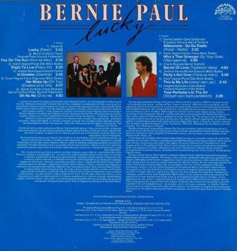 Bild 2: Bernie Paul, Lucky (CZE, 1988)