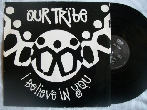 Bild 1: Our Tribe, I believe in you (4 versions)
