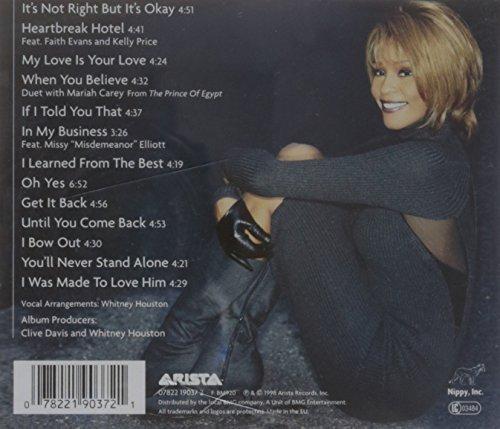 Bild 2: Whitney Houston, My love is your love (1998)