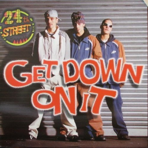 Bild 1: 24th Street, Get down on it (#zyx/dst1446)