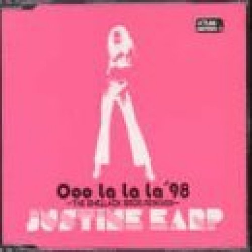 Bild 1: Justine Earp, Ooo-la-la-la '98 (Shellack Bros. Remixes)