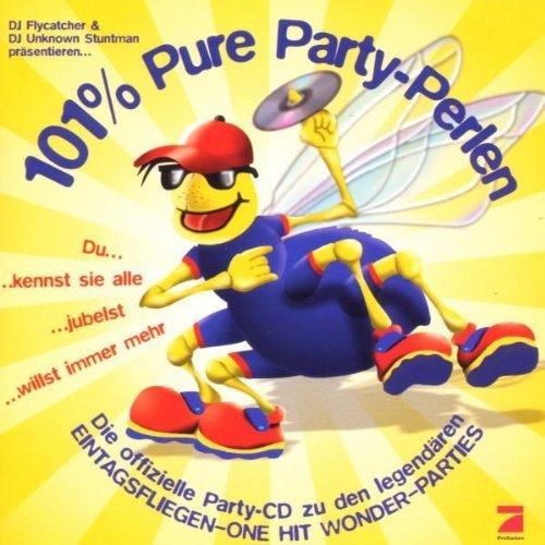 Bild 1: 101% pure Party-Perlen, Rainbirds, EMF, T'Pau, Lee Majors ('Unknown stuntman'), Taco..