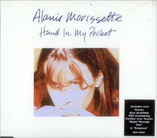 Bild 1: Alanis Morissette, Hand in my pocket (1995, #2435962)