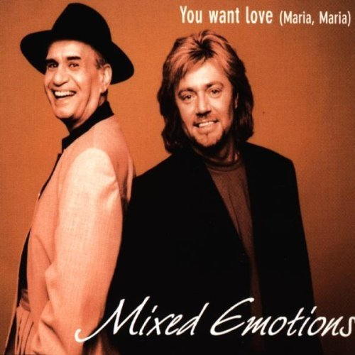 Bild 1: Mixed Emotions, You want love (1999)
