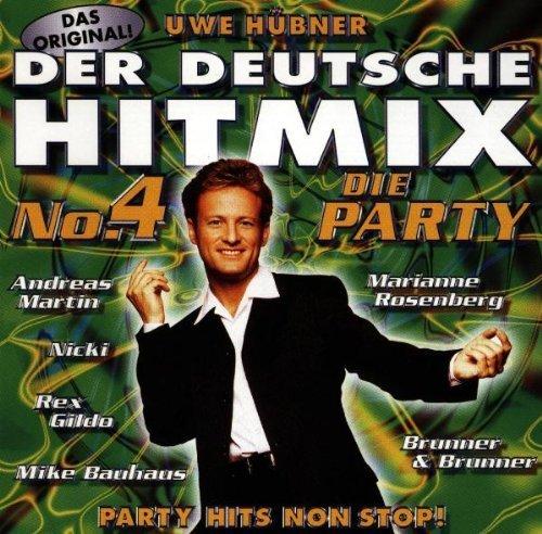 Bild 1: Der Deutsche Hit Mix (1998, Uwe Hübner), 4:Andreas Martin, Nicki, Rex Gildo, Marianne Rosenberg..