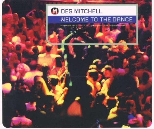 Bild 1: Des Mitchell, Welcome to the dance (2000)