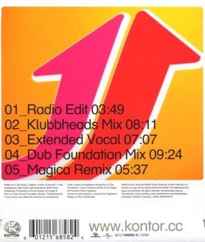 Bild 2: DJ Jurgen, Higher & higher (2000)