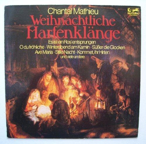 Bild 1: Chantal Mathieu, Weihnachtliche Harfenklänge
