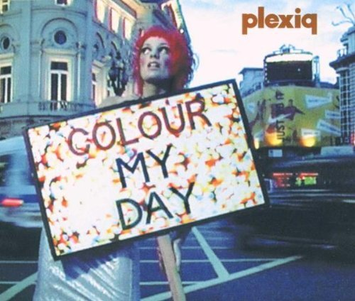 Bild 1: Plexiq, Colour my day (1999)