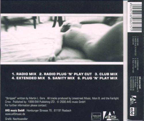 Bild 2: Moni B., Stripped (2000)