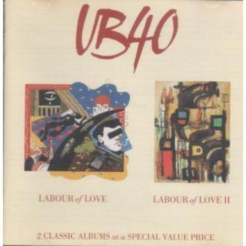 Bild 1: UB 40, Labour of love I/II (1983/89)