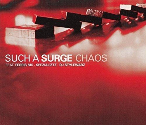 Bild 1: Such a Surge, Chaos (1999)