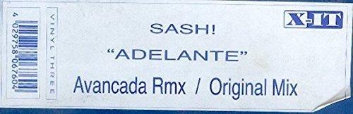 Bild 1: Sash!, Adelante (Avancada Rmx/Orig.)