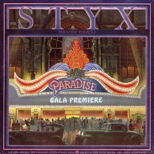 Bild 1: Styx, Paradise theatre (AMIGA)