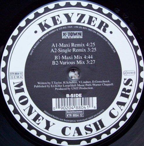 Bild 1: Keyzer, Money cash cars (#zyx/ktr0054)