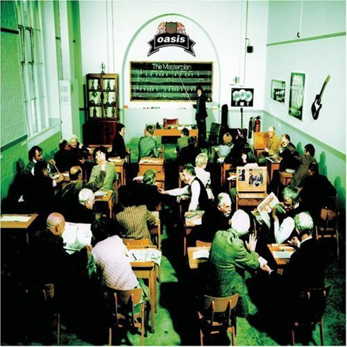 Bild 1: Oasis, Masterplan-Best of b-sides