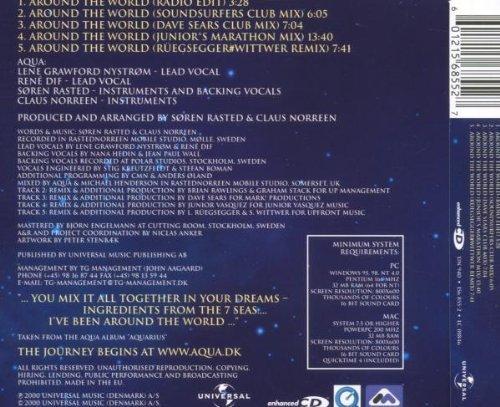 Bild 2: Aqua, Around the world (2000)