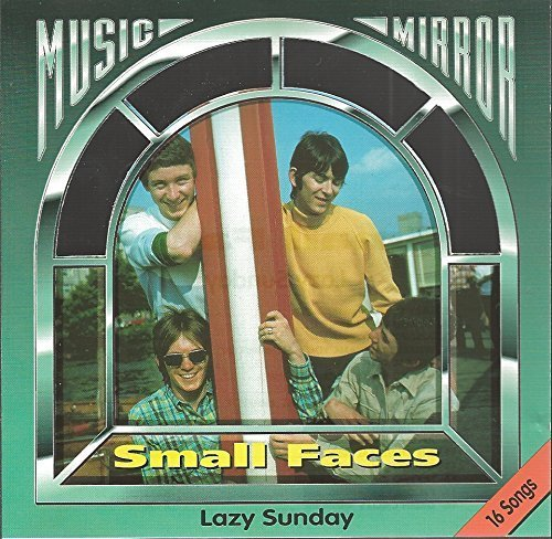 Image 1: Small Faces, Lazy Sunday (compilation, 16 tracks, Music Mirror)