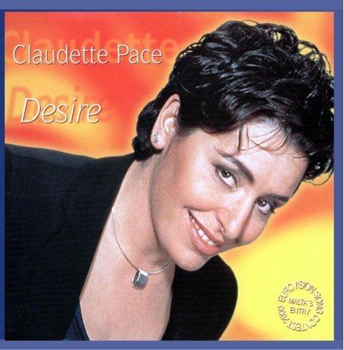Bild 1: Claudette Pace, Desire (Eurovision 2000)