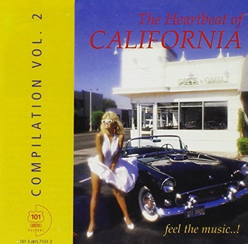 Bild 1: 101 South-The Heartbeat of California 2, Henry Johnson, Abraham Laboriel, Tony Gable & 206, Carol Knauber, Ronnie Laws..