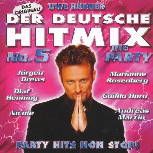 Bild 1: Der Deutsche Hit Mix-Die Party (1999, Uwe Hübner), 5:Klaus Lage, Guildo Horn, Cordalis, Bernhard Brink..